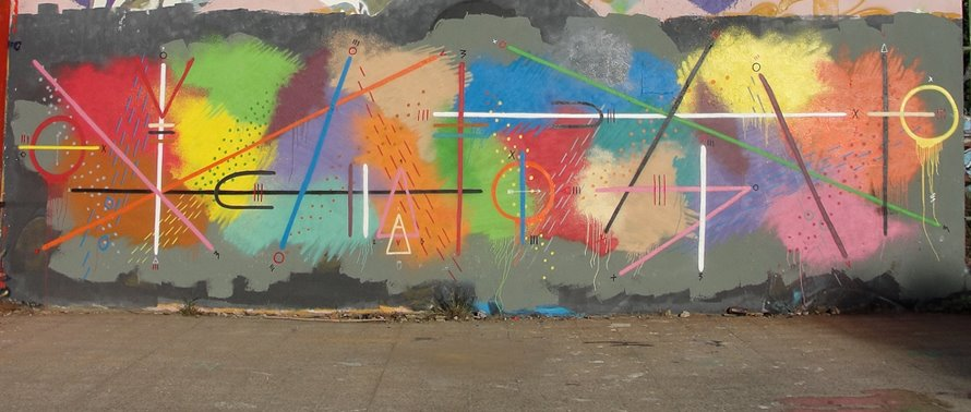 SIXE Futurismo. Barcelona. 2014