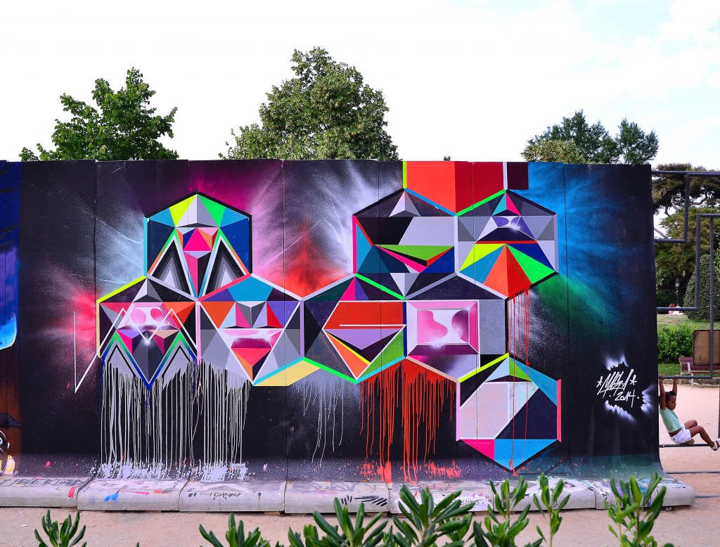 Ciutadella park, Barcelona 2014..