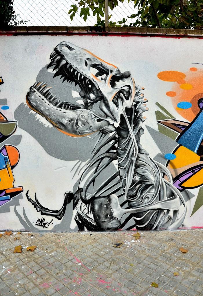 Dinosaur, Barcelona 2013