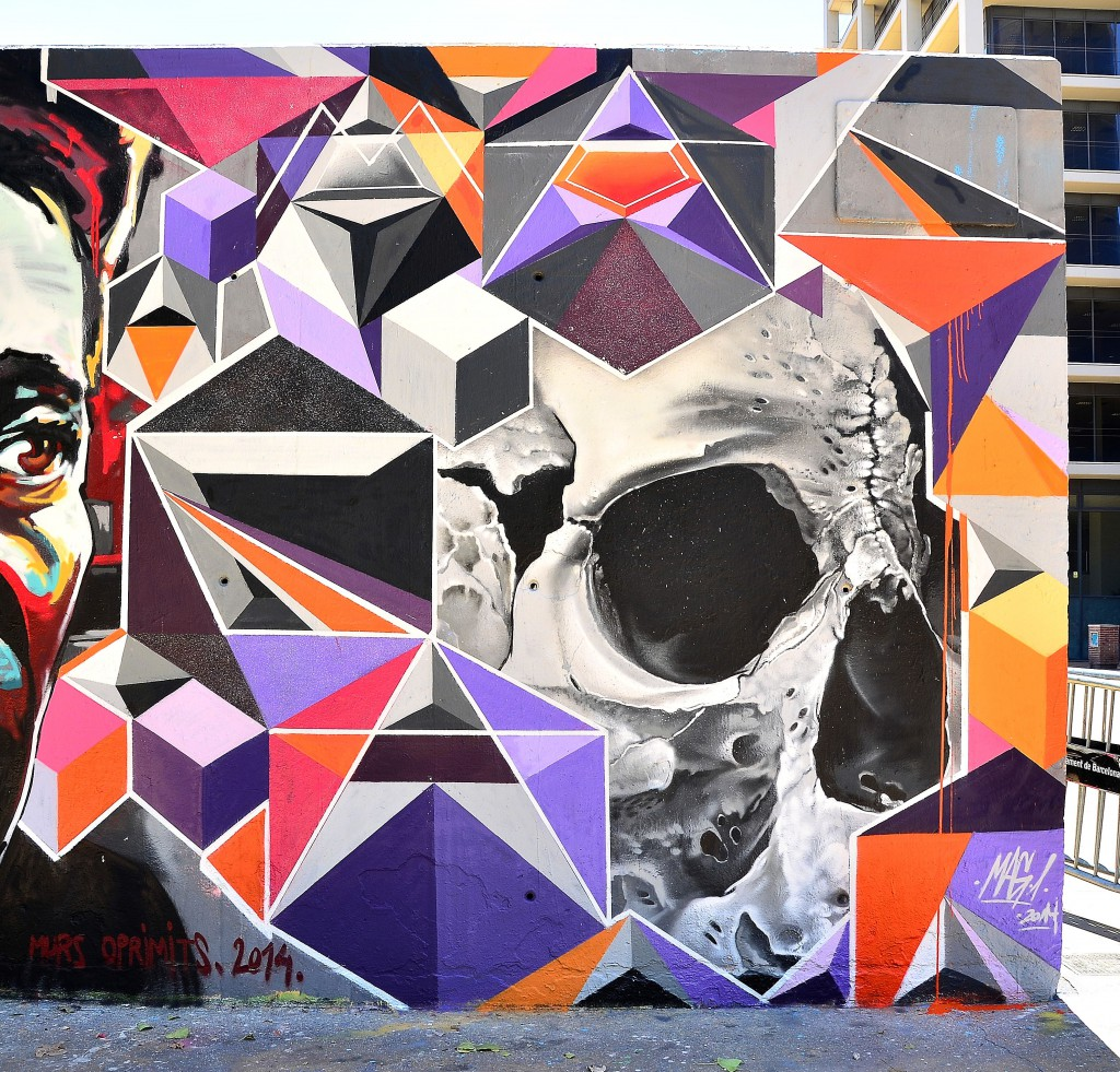 Poble dubsec, Barcelona 2014