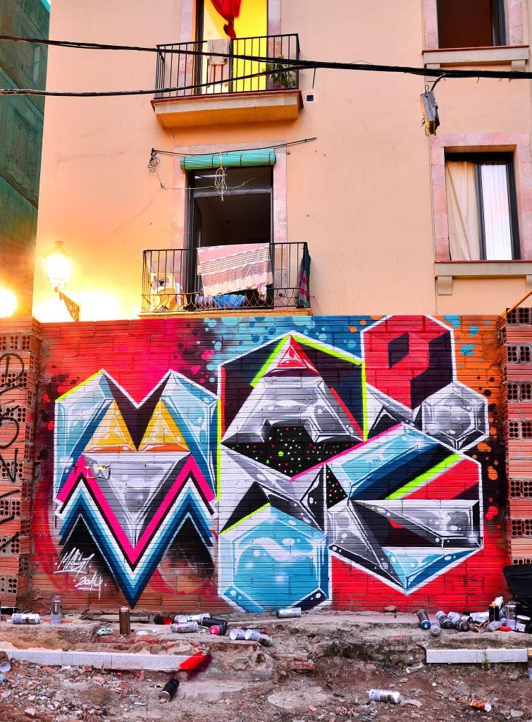 Raval, Barcelona, 2014