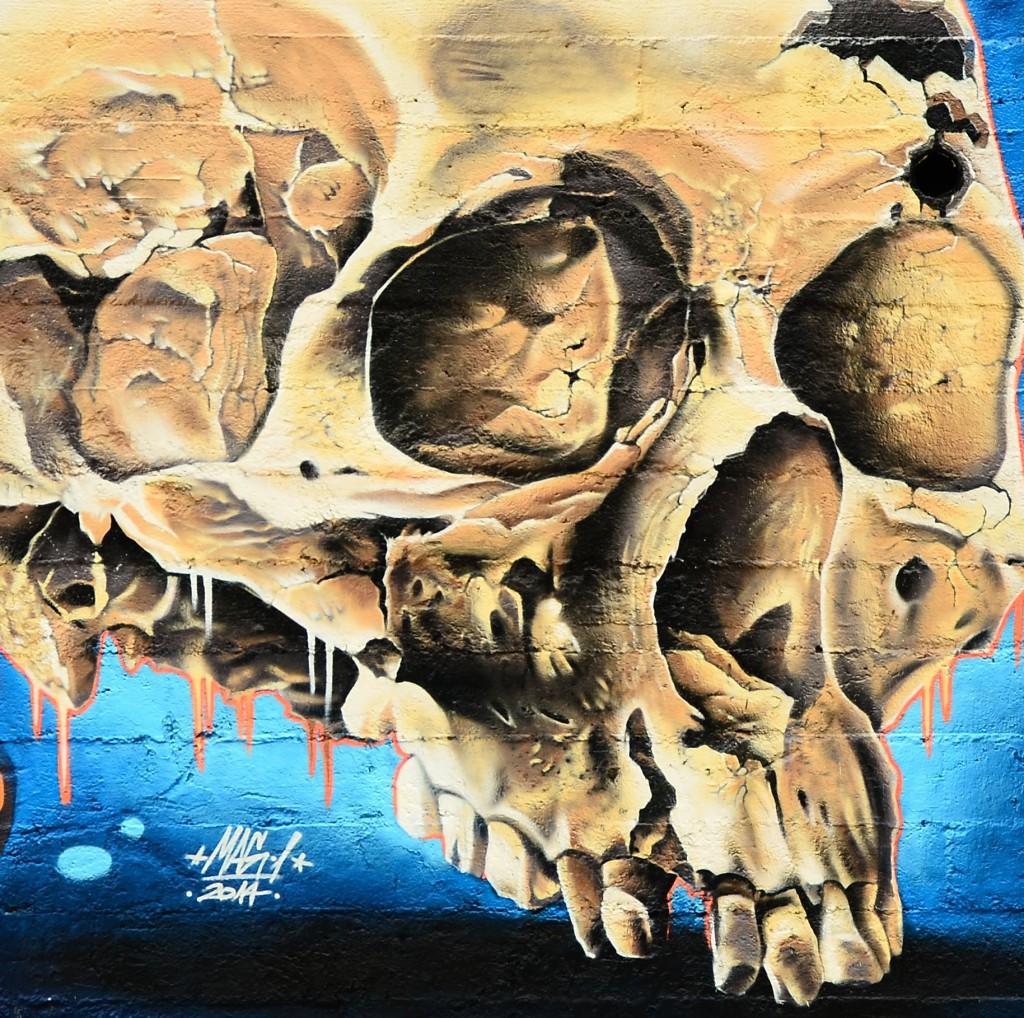 Skull, Sabadell 2014
