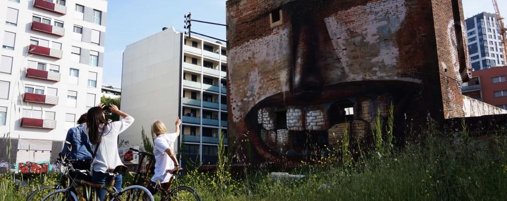 Street Art Barcelona Urban Art tour