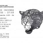 [AGENDA] Exposición Colectiva – Code Inconnu