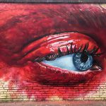 The eye of Waknine – Poblenou 16