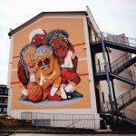 """""""ALL IN ALL WIN"""" by Marina Capdevila – Bergamo, Italy 2017"""