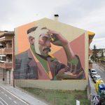 """La cultura"" by ARYZ – Cardedeu, Catalunya 2017"