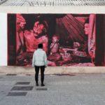 Neo-muralism in Barcelona by Axel Void, Jofre Oliveras, Emilio Cerezo, Fafa Márquez y Pollo7