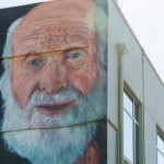 By Jorge Rodriguez-Gerada: Spectrum Street Art Festival in Christchurch, New Zealand