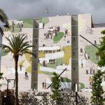 LA PLAZA ES NUESTRA – By Escif en Sant Feliu (Barcelona)