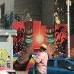 The Root – Muralism & Spirituality by Magda Cwik in Mexico City